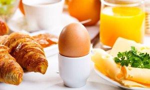 ontbijt doos op bed laten bezorgen