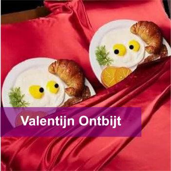 Valetijn thema ontbijt - Valentijn Ontbijt