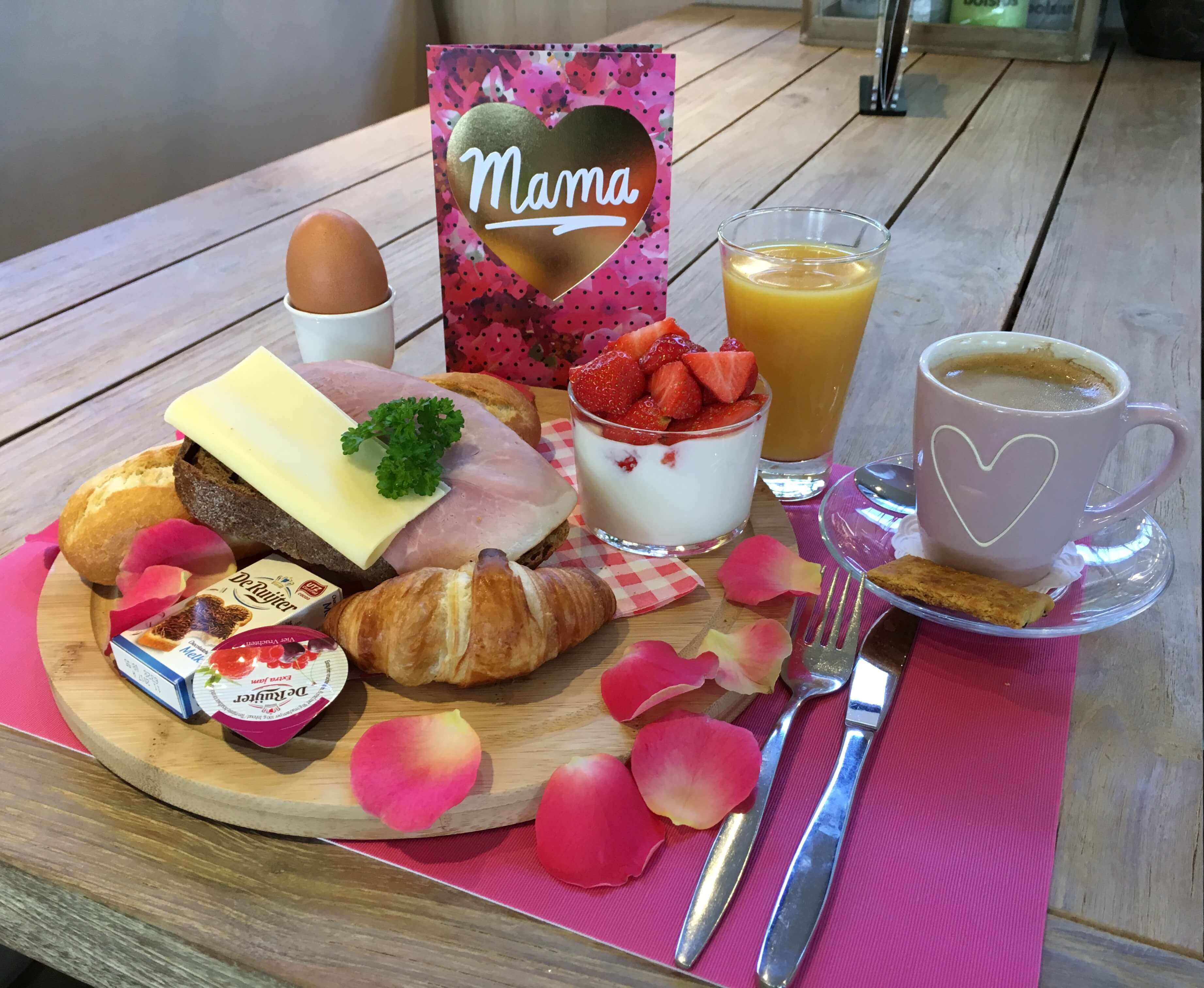 Moederdag ontbijt - Moederdag waar kom het vandaan?