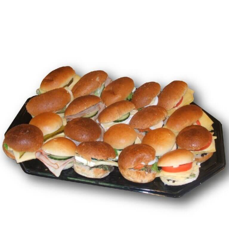 Belegde broodjes bestellen