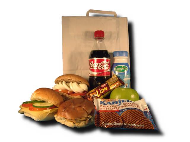 lunch paketten - Catering Ontbijtservice Zeeland