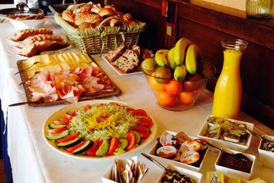 lunch buffetten
