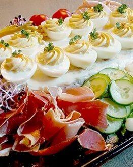 Salades en Schotels