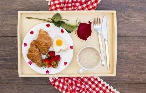 ontbijt op bed zeeland